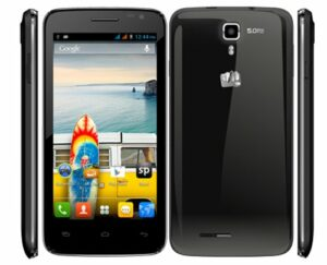 Micromax A177 Firmware stock ROM